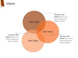 Venn Presentation Slides