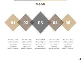 Venn Presentation Visual Aids