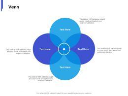 Venn Sales Marketing L635 Ppt Powerpoint Presentation Pictures Deck