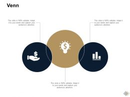 Venn Sales Marketing L805 Ppt Powerpoint Presentation Ideas Information