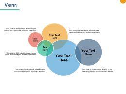 Venn Sales Marketing Ppt Powerpoint Presentation Outline Layout