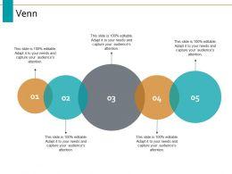 Venn Sales Marketing Ppt Powerpoint Presentation Visual Aids Show