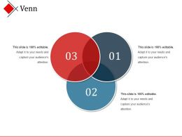 Venn Sample Of Ppt Presentation