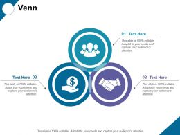 Venn With Three Icons Ppt Professional Graphics Example