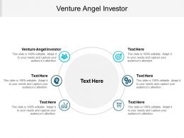 Venture Angel Investor Ppt Powerpoint Presentation Gallery Show Cpb