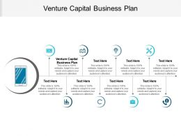 Venture Capital Business Plan Ppt Powerpoint Presentation Gallery Slide Download Cpb