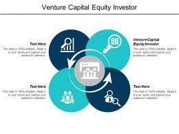 Venture Capital Equity Investor Ppt Powerpoint Presentation Model Example Introduction Cpb