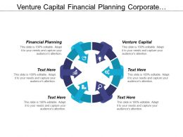 Venture Capital Financial Planning Corporate Budgeting Audit Management Cpb