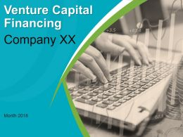 Venture Capital Financing Powerpoint Presentation Slides