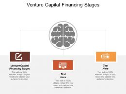 Venture Capital Financing Stages Ppt Powerpoint Presentation Gallery Topics Cpb