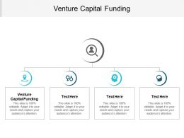 Venture Capital Funding Ppt Powerpoint Presentation Gallery Templates Cpb