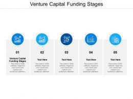 Venture Capital Funding Stages Ppt Powerpoint Presentation Outline Microsoft Cpb