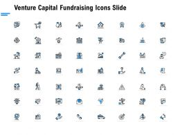 Venture Capital Fundraising Icons Slide Ppt Powerpoint Presentation Model Smartart