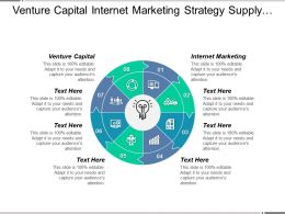 Venture Capital Internet Marketing Strategy Supply Chain Management Cpb