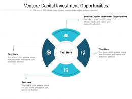 Venture Capital Investment Opportunities Ppt Powerpoint Presentation File Graphics Cpb