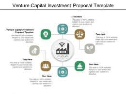 Venture Capital Investment Proposal Template Ppt Powerpoint Presentation Model Graphics Template Cpb