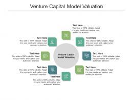 Venture Capital Model Valuation Ppt Powerpoint Presentation Summary Slide Portrait Cpb
