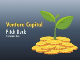 Venture Capital Pitch PowerPoint Presentation Slides