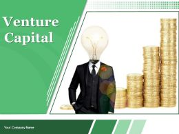 Venture Capital Powerpoint Presentation Slides