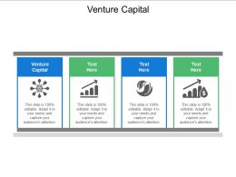 Venture Capital Ppt Powerpoint Presentation Portfolio Graphics Pictures Cpb