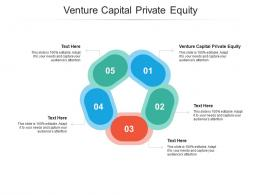 Venture Capital Private Equity Ppt Powerpoint Presentation Layouts Icons Cpb