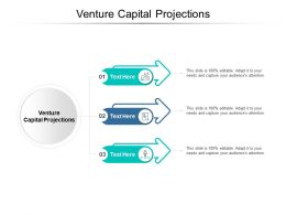 Venture Capital Projections Ppt Powerpoint Presentation Slides Background Image Cpb