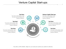 Venture Capital Start Ups Ppt Powerpoint Presentation Styles Influencers Cpb