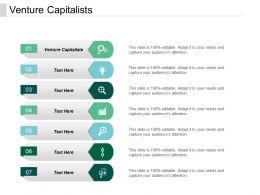 Venture Capitalists Ppt Powerpoint Presentation Ideas Slide Portrait Cpb