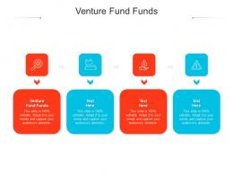 Venture Fund Funds Ppt Powerpoint Presentation Styles Show Cpb