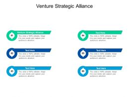 Venture Strategic Alliance Ppt Powerpoint Presentation Infographic Template Background Designs Cpb