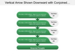 vertical_arrow_shown_downward_with_conjoined_text_boxes_Slide01