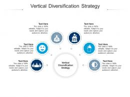 Vertical Diversification Strategy Ppt Powerpoint Presentation Slides Example Introduction Cpb