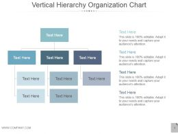 vertical_hierarchy_organization_chart_ppt_design_Slide01
