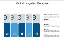 Vertical Integration Examples Ppt Powerpoint Presentation Inspiration Background Designs Cpb