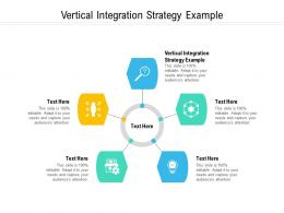 Vertical Integration Strategy Example Ppt Powerpoint Presentation Diagram Templates Cpb