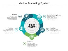 Vertical Marketing System Ppt Powerpoint Presentation Portfolio Example Introduction Cpb