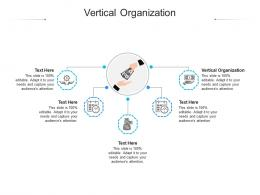 Vertical Organization Ppt Powerpoint Presentation File Structure Cpb