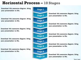 Vertical Process 10 Stages 45