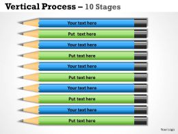 Vertical Process 10 Stages 65