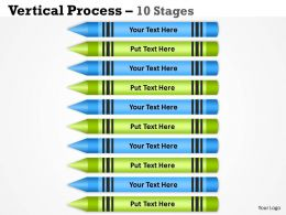 Vertical Process 10 Stages 87