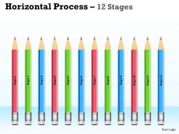 Vertical Process 12 Stages diagram 61