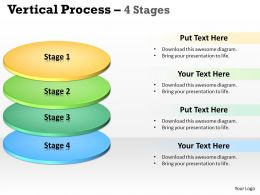 Vertical Process 4 Stages 35