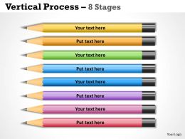 Vertical Process 8 Stages 2