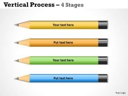 Vertical Process four Stages 36
