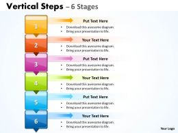 Vertical Steps 6 diagram 45