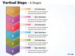 Vertical Steps templates 46