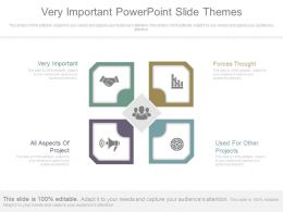 Very Important Powerpoint Slide Themes