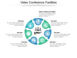 Video Conference Facilities Ppt Powerpoint Presentation Summary Graphics Cpb