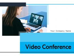 Video Conference Resource Individual Through Interview Communicating