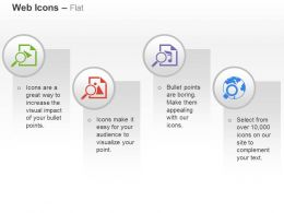 Video Image Music Global Search Ppt Icons Graphics